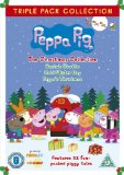Peppa Pig Triple - The Christmas Collection [DVD]
