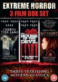 Extreme Terror - 3 Disc Boxset (Black Christmas, House of the Devil, Bathory: Countess of Blood) [DVD]