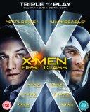 X-Men: First Class - Triple Play (Blu-ray + DVD + Digital Copy)