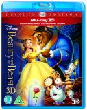 Beauty and the Beast (Blu-ray 3D + Blu-ray)