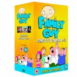 Family Guy - Season 6-10 [DVD]