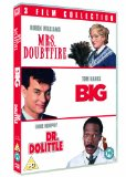 Mrs Doubtfire/ Big/ Dr Doolittle Triple Pack [DVD]