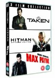 Taken/ Hitman/ Max Payne Triple Pack [DVD]