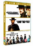 Butch Cassidy and the Sundance Kid/ The Good, The Bad and the Ugly/ The Magnificent Seven Triple Pack [DVD]