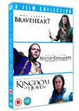 Braveheart/ Master and Commander: The Far Side of the World/ Kingdom of Heaven Triple Pack [DVD]