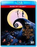 The Nightmare Before Christmas (Blu-ray 3D + Blu-ray) Blu Ray