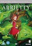 Arrietty DVD