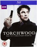 Torchwood: Series 1-4 Box Set [Blu-ray]