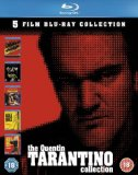 Quentin Tarantino Collection (Reservoir Dogs, Pulp Fiction, Jackie Brown, Kill Bill Vol. 1, Kill Bill Vol. 2) [Blu-ray]