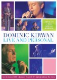 Dominic Kirwan Live And Personal DVD & CD