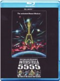 Daft Punk & Leiji Matsumoto's Interstella 5555 : The 5tory of the 5ecret 5tar 5ystem [Blu-ray]