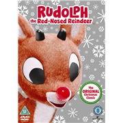 Rudolph The Red Nosed Reindeer [DVD]