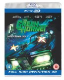 The Green Hornet (Blu-ray 3D)[Region Free]