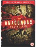 Anaconda 1 - 4 Box Set [DVD]