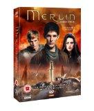 Merlin Series 4 Volume 1 [DVD]
