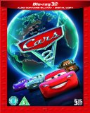 Cars 2 (Blu-ray 3D + Blu-ray + Digital Copy)