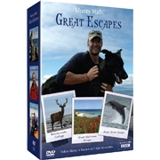 Monty Halls Great Escapes Box Set [DVD]