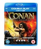 Conan the Barbarian (Blu-ray 3D) Blu Ray