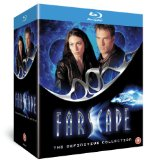 Farscape - The Complete Collection (Series 1-4) [Blu-ray][Region Free]
