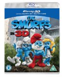 The Smurfs (Blu-ray 3D + Blu-ray + DVD)[Region Free]