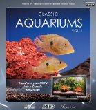 Plasma Art - Classic Aquariums (Volume 1) [Blu-ray]