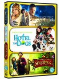 Stardust/Hotel For Dogs/The Spiderwick Chronicles Triple Pack [DVD]
