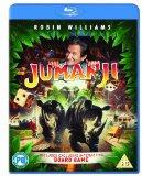 Jumanji [Blu-ray] [1995][Region Free]