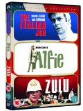 Italian Job/Zulu/Alfie (Triple Pack) [DVD]