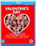Valentine's Day [Blu-ray][Region Free]