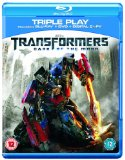 Transformers: Dark of the Moon - Triple Play (Blu-ray + DVD + Digital Copy)[Region Free]