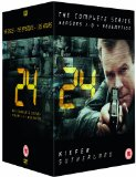 24 - Complete Season 1-8 + Redemption (New Packaging) DVD