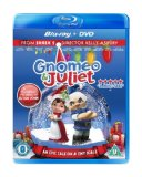 Gnomeo & Juliet - Festive Sleeve COMBI (DVD & BLU-RAY)