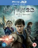 Harry Potter And The Deathly Hallows Part 2 (Blu-ray 3D + Blu-ray + DVD + Digital Copy) [2011][Region Free] Blu Ray