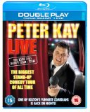 Peter Kay Live  The Tour That Doesn't Tour Tour - Triple Play [Blu-ray]