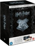 Harry Potter: The Complete 1-8 Film Collection - Limited Numbered Edition (Blu-ray + DVD) [2011][Region Free]