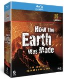 How the Earth was Made - Seasons 1 and 2 [Blu-ray]