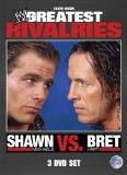 Shawn Michaels vs Bret Hart: WWE's Greatest Rivalries [DVD]