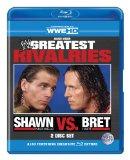 WWE - Shawn Michaels vs Bret Hart: WWE's Greatest Rivalries [Blu-ray]