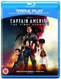 Captain America - The First Avenger: Triple Play (Blu-ray + DVD + Digital Copy)[Region Free]