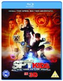Spy Kids 4 All The Time In The World 3D [Blu-ray]