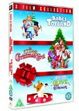 Babes in Toyland/ All Dogs Christmas Carol/ Olive the Other Reindeer Triple Pack [DVD]