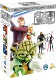 Star Wars Clone Wars - Season 1-3 [DVD]