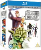 Star Wars Clone Wars - Season 1-3 [Blu-ray][Region Free]