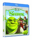 Shrek 3D (Blu-ray 3D + Blu ray + DVD)