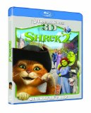 Shrek 2 3D (Blu-ray 3D + Blu ray + DVD)