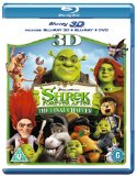 Shrek Forever After 3D (Blu-ray 3D + Blu ray + DVD)