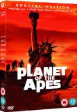 Planet Of The Apes Red Tag Boxset [DVD]