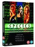 Species Red Tag Boxset [DVD]