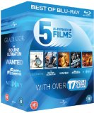 Blu-ray Action Starter Pack (5 Films)[Region Free]