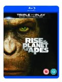 Rise of the Planet of the Apes - Triple Play (Blu-ray + DVD + Digital Copy)